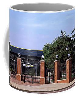 Stadium Of A University, Michigan Coffee Mug