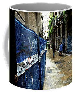 Street, Graffiti Coffee Mug