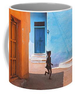 Streetcorner Coffee Mug
