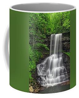 Summer Cascades Coffee Mug