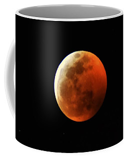Super Blood Wolf Moon Coffee Mug