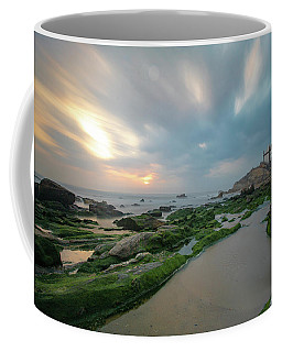 Coffee Mug featuring the photograph Swirl by Bruno Rosa