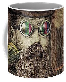 The Chameleon Collector Coffee Mug