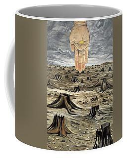 The One Who Restores Coffee Mug