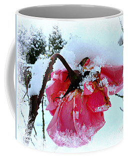 The Last Rose Coffee Mug