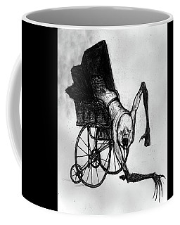 The Nightmare Carriage - Artwork Coffee Mug