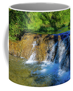 The Springs In It's Summer Green, Big Hill Springs Provincial Re Coffee Mug