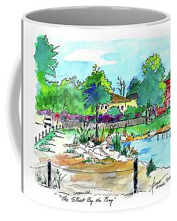 The Street By The Bay  Coffee Mug