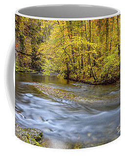 The Wutach Gorge Coffee Mug