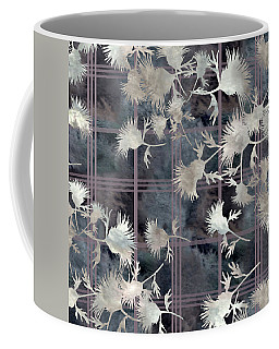 Thistle Plaid  Coffee Mug