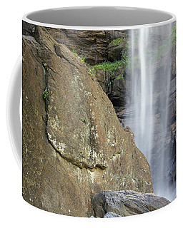 Coffee Mug featuring the photograph Toccoa Falls 1 by Joseph C Hinson Photography