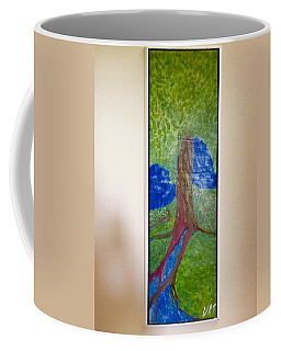 Tree Fountain Coffee Mug