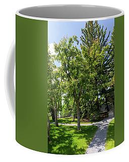 Tree In The Garden Coffee Mug