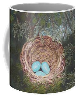 Triplets Coffee Mug