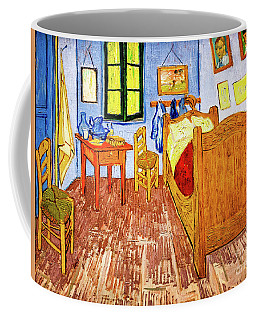 Van Gogh's Bedroom Coffee Mug