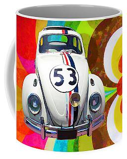 Volkswagen, Beetle, Type1 Coffee Mug