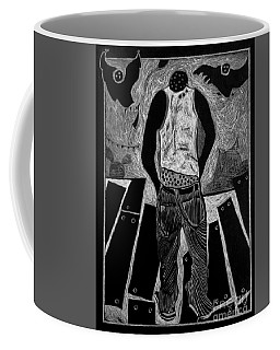 Walking While Black. Coffee Mug