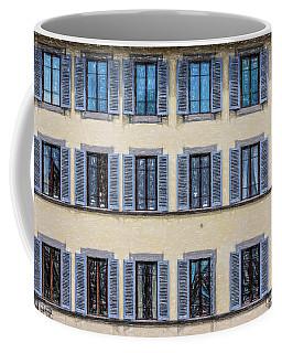 Wall Of Windows II Coffee Mug