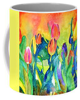 Welcome Spring #1 Coffee Mug