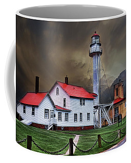 Whitefish Point Lighthouse Coffee Mug
