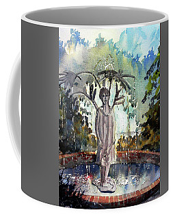 Why Does It Always Rain On Me Coffee Mug