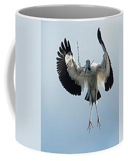 Woodstork Nesting Coffee Mug