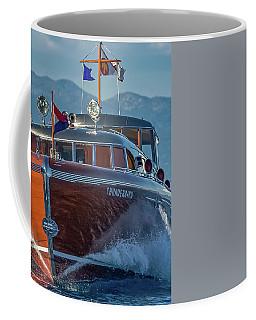 Thunderbird Yacht Coffee Mug