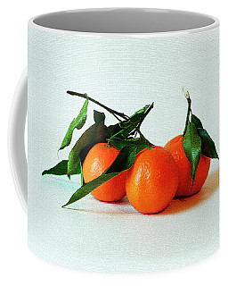 11--01-13 Studio. 3 Clementines Coffee Mug