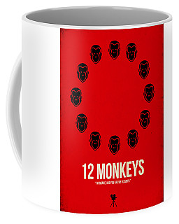 12 Monkeys Coffee Mug