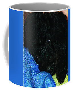 122718 Secure In Daddys Arms Coffee Mug