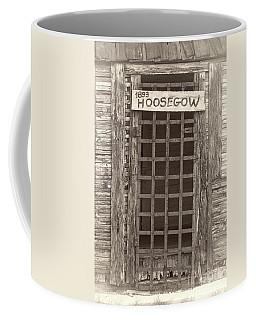 1893 Hoosegow Coffee Mug