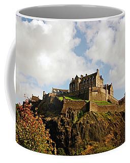 19/08/13 Edinburgh, The Castle. Coffee Mug