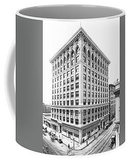 1912 Central Building  Los Angeles  Ca Coffee Mug