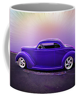 1937 Ford Coupe Coffee Mug