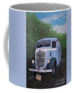 1937  Gmc Coe Coffee Mug