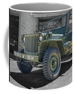 1942 Willys Gpw Coffee Mug