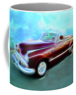 1949  Buick Convertable Coffee Mug