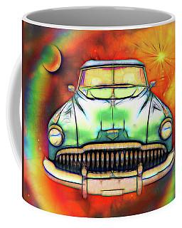 1949  Buick Headon Coffee Mug