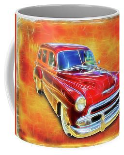 1951 Chevy Woody Coffee Mug