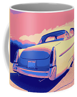1953 Mercury Custom Coffee Mug