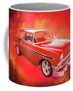1956 Chevy Nomad Coffee Mug