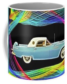 1956 Thunderbird Coffee Mug