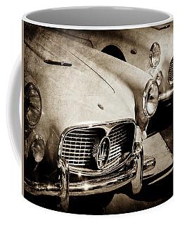 1960 Maserati Grille Emblem-1098scl3 Coffee Mug