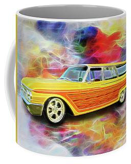 1961 Ford Wagon Coffee Mug