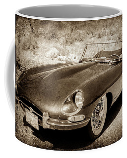 1963 Jaguar Xke Roadster-111s Coffee Mug