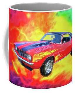 1969 Flaming Z Coffee Mug