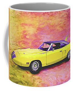 1970 Superbird Coffee Mug
