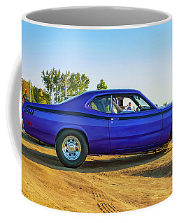 1971 Plymouth Duster 340 Coffee Mug