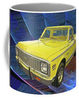 1972 Chevy Pickup Truck Coffee Mug