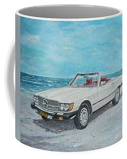 1979 Mercedes 450 Sl Coffee Mug